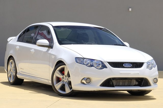 Used Ford Falcon XR6 Turbo, Indooroopilly, 2010 Ford Falcon XR6 Turbo Sedan