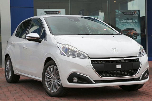 Discounted Demonstrator, Demo, Near New Peugeot 208 Allure, Southport, 2017 Peugeot 208 Allure Hatchback