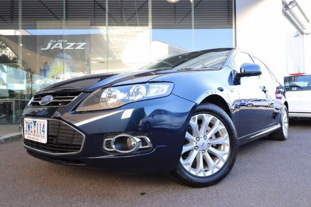 Used Ford Falcon G6 EcoLPi, Hoppers Crossing, 2013 Ford Falcon G6 EcoLPi Sedan
