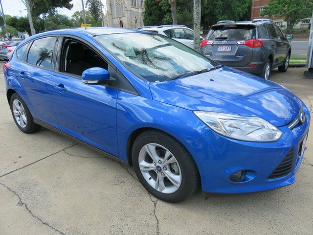 Used Ford Focus Trend, Toowoomba, 2014 Ford Focus Trend Hatchback