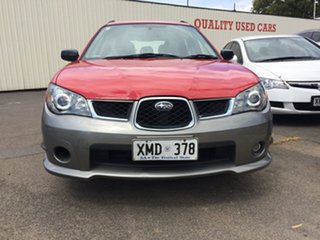 2006 Subaru Impreza RV Luxury Hatchback.