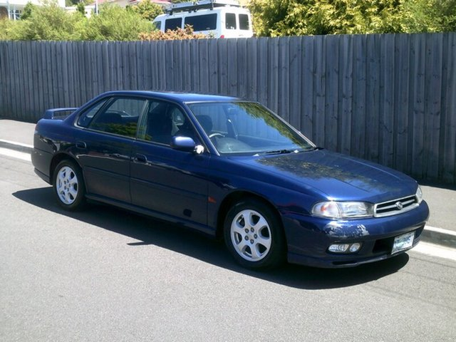 Used Subaru Liberty RX, North Hobart, 1998 Subaru Liberty RX Sedan