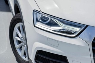 2017 Audi Q3 TDI S tronic quattro Wagon.