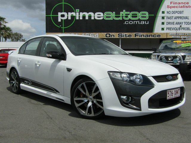 Used FPV F6, Loganholme, 2008 FPV F6 Sedan