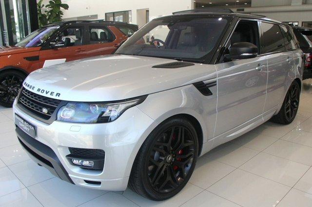 New Land Rover Range Rover Sport SDV8 CommandShift HSE Dynamic, Malvern, 2017 Land Rover Range Rover Sport SDV8 CommandShift HSE Dynamic Wagon