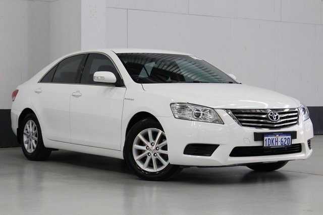 Used Toyota Aurion AT-X, Bentley, 2010 Toyota Aurion AT-X Sedan