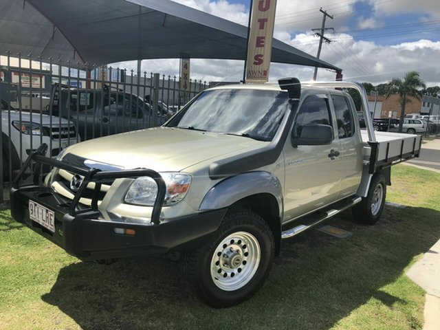Discounted Used Mazda BT-50 Boss B3000 Freestyle DX+, Toowoomba, 2009 Mazda BT-50 Boss B3000 Freestyle DX+ Cab Chassis