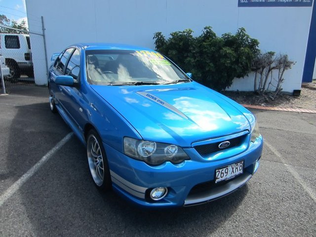 Used Ford Performance Vehicles GT, Alexandra Headland, 2003 Ford Performance Vehicles GT Sedan