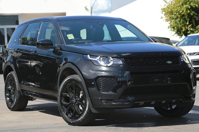 Demonstrator, Demo, Near New Land Rover Discovery Sport Si4 213kW SE, Narellan, 2017 Land Rover Discovery Sport Si4 213kW SE SUV