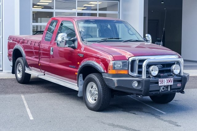 Used Ford F250 XLT Super Cab, Southport, 2002 Ford F250 XLT Super Cab Utility
