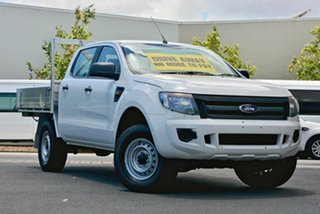 Used Ford Ranger XL HI-RIDER DUAL CAB, Robina, 2014 Ford Ranger XL HI-RIDER DUAL CAB PX Cab Chassis