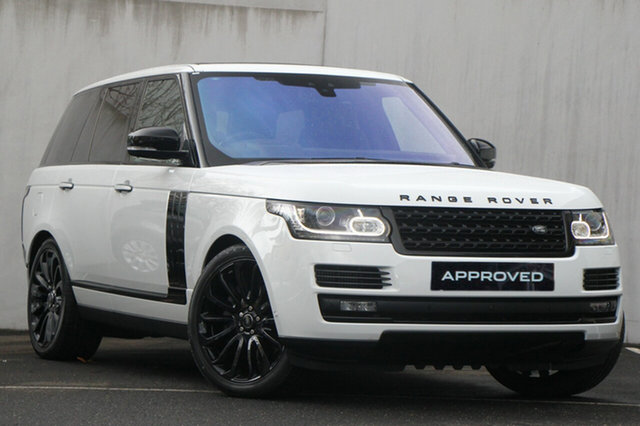 Discounted Used Land Rover Range Rover SDV8 Autobiography, Malvern, 2016 Land Rover Range Rover SDV8 Autobiography Wagon