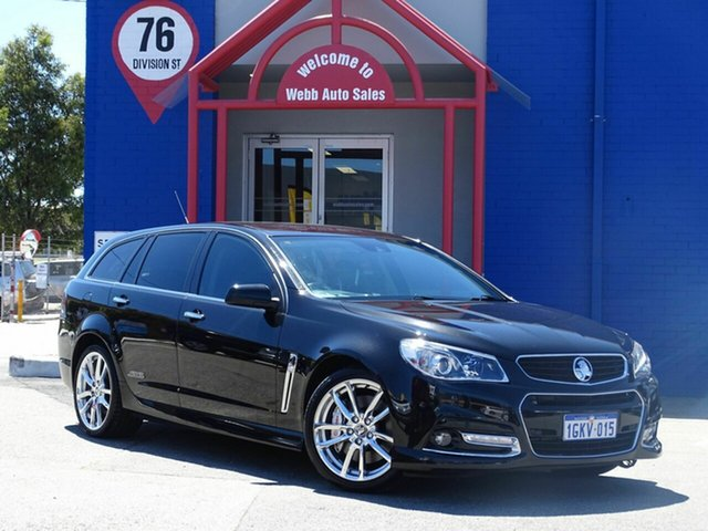 Discounted Used Holden Commodore SS V Sportwagon Redline, Welshpool, 2013 Holden Commodore SS V Sportwagon Redline Wagon