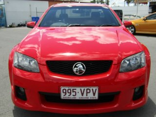2010 Holden Commodore SV6 Utility.