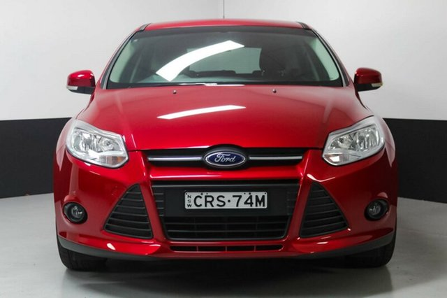 Used Ford Focus, Cardiff, 2014 Ford Focus Hatchback