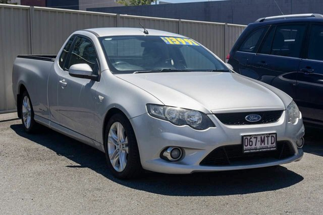 Used Ford Falcon XR6 Super Cab, Southport, 2010 Ford Falcon XR6 Super Cab Cab Chassis