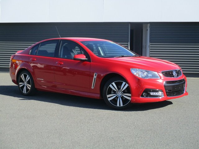 Used Holden Commodore SV6 Storm, Gladstone, 2015 Holden Commodore SV6 Storm Sedan