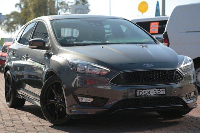 Used Ford Focus Titanium, Narellan, 2016 Ford Focus Titanium Hatchback
