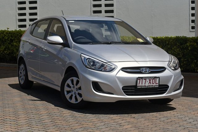 Discounted Used Hyundai Accent Active, Southport, 2016 Hyundai Accent Active Hatchback