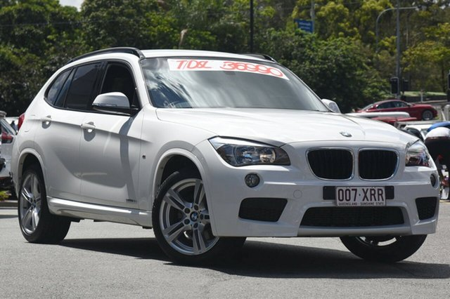 Used BMW X1 sDrive18d Steptronic, Indooroopilly, 2014 BMW X1 sDrive18d Steptronic Wagon