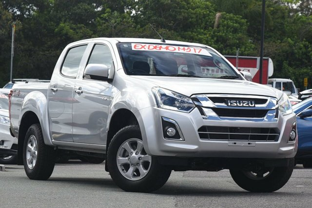 Used Isuzu D-MAX LS-M Crew Cab, Moorooka, Brisbane, 2017 Isuzu D-MAX LS-M Crew Cab Utility