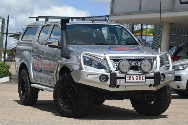 Used Isuzu D-MAX LS-U Crew Cab, Moorooka, Brisbane, 2016 Isuzu D-MAX LS-U Crew Cab Utility