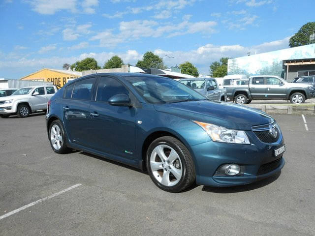 Used Holden Cruze SRi-V, Nowra, 2012 Holden Cruze SRi-V Hatchback