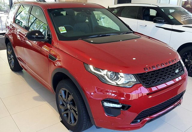 Discounted Demonstrator, Demo, Near New Land Rover Discovery Sport TD4 132kW SE, Toowoomba, 2017 Land Rover Discovery Sport TD4 132kW SE Wagon