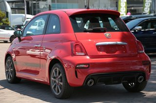 2017 Abarth 595 Hatchback.
