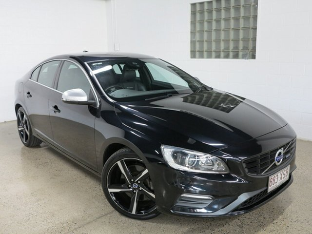 Used Volvo S60 T6 Geartronic AWD R-Design, Albion, 2014 Volvo S60 T6 Geartronic AWD R-Design Sedan