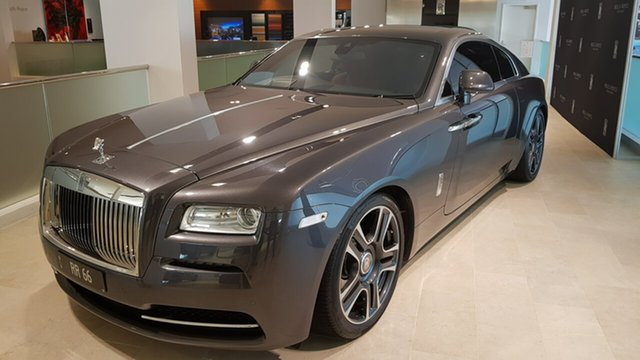 Discounted Demonstrator, Demo, Near New Rolls-Royce Wraith, Southport, 2015 Rolls-Royce Wraith Coupe