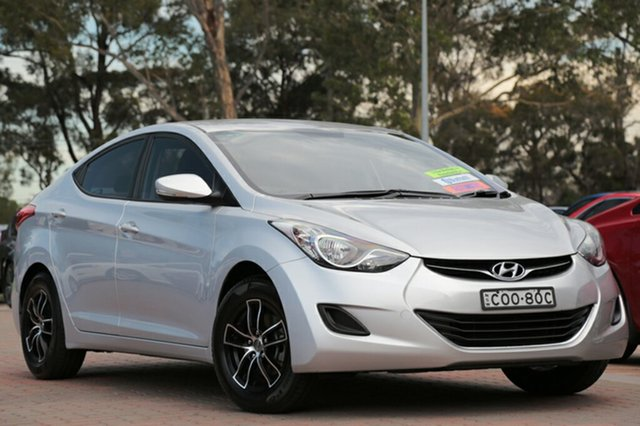 Used Hyundai Elantra Active, Warwick Farm, 2013 Hyundai Elantra Active Sedan