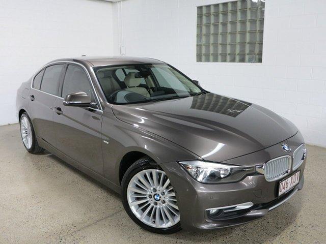Used BMW 320i Modern Line, Albion, 2014 BMW 320i Modern Line Sedan