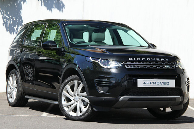 Used Land Rover Discovery Sport Si4 SE, Malvern, 2016 Land Rover Discovery Sport Si4 SE Wagon