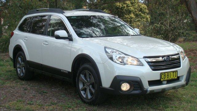 Used Subaru Outback 2.5i Lineartronic AWD, Queanbeyan, 2014 Subaru Outback 2.5i Lineartronic AWD Wagon
