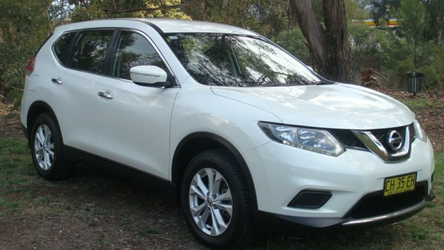 Used Nissan X-Trail ST X-tronic 4WD, Queanbeyan, 2015 Nissan X-Trail ST X-tronic 4WD Wagon