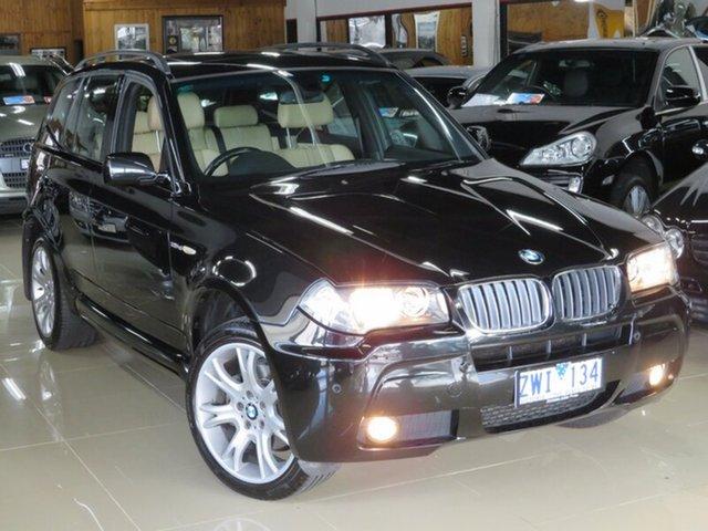 Used BMW X3 xDrive 30D Lifestyle, Seaford, 2008 BMW X3 xDrive 30D Lifestyle Wagon
