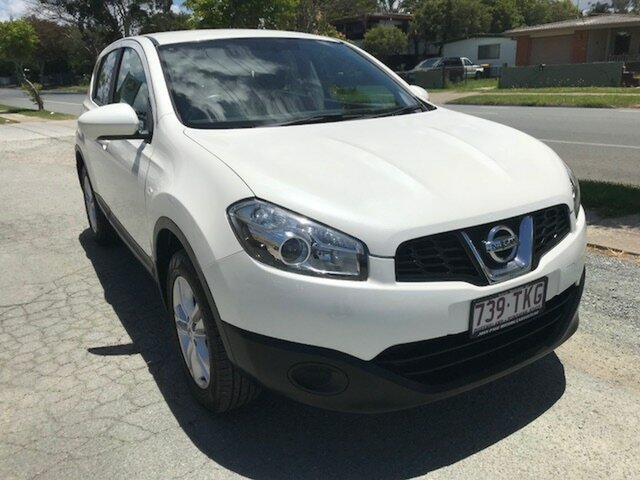 Used Nissan Dualis ST Hatch 2WD, Caboolture, 2013 Nissan Dualis ST Hatch 2WD Hatchback