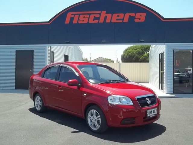 Used Holden Barina, Murray Bridge, 2011 Holden Barina Sedan