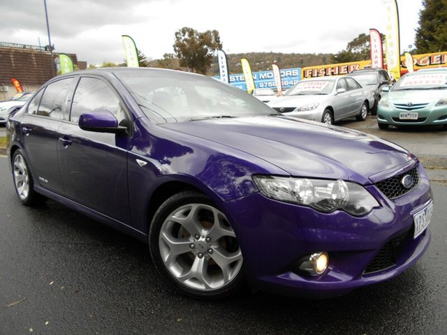 Used Ford Falcon XR6, Upper Ferntree Gully, 2010 Ford Falcon XR6 Sedan