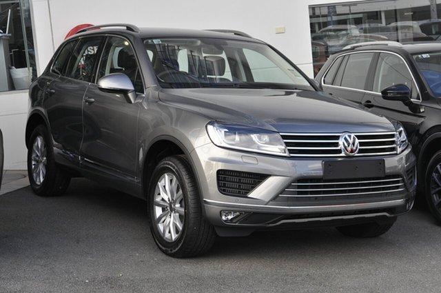 New Volkswagen Touareg V6 TDI Tiptronic 4MOTION, Southport, 2017 Volkswagen Touareg V6 TDI Tiptronic 4MOTION Wagon