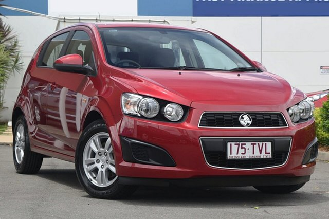 Used Holden Barina CD, Bowen Hills, 2014 Holden Barina CD Hatchback