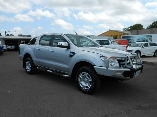 Used Ford Ranger XLT Crew Cab, Nowra, 2011 Ford Ranger XLT Crew Cab Utility