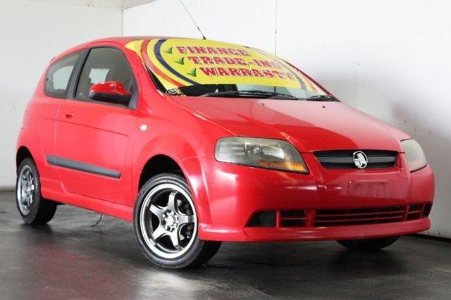 Used Holden Barina, Underwood, 2006 Holden Barina Hatchback