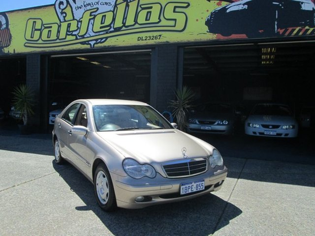 Used Mercedes-Benz C180 Kompressor, O'Connor, 2003 Mercedes-Benz C180 Kompressor Sedan