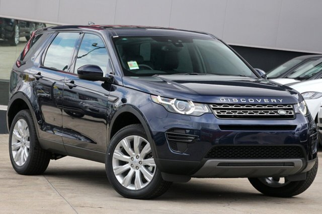 Discounted Demonstrator, Demo, Near New Land Rover Discovery Sport TD4 150 SE 5 Seat, Concord, 2017 Land Rover Discovery Sport TD4 150 SE 5 Seat Wagon