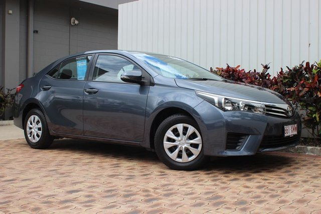 Used Toyota Corolla Ascent S-CVT, Cairns, 2014 Toyota Corolla Ascent S-CVT Sedan