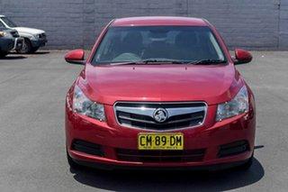 2010 Holden Cruze Sedan.