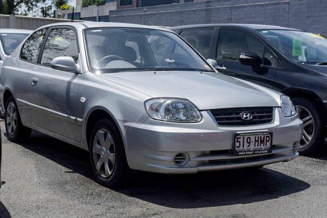 Used Hyundai Accent GL, Southport, 2003 Hyundai Accent GL Hatchback