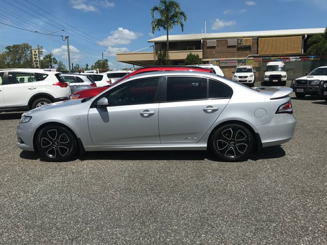 Used Ford Falcon XR6, Winnellie, 2010 Ford Falcon XR6 Sedan